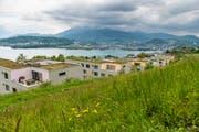 Die Stadtentwicklung sollte auch die Umgebung miteinbeziehen. (Bild: Roger Grütter, Luzern, 30. April 2019)