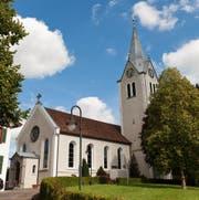 Die evangelische Kirche Müllheim (Bild: Andreas Taverner)
