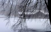 Ab Weihnachten 2020 sollen während des Winters in der Frauenbadi am Chrüzweier Saunagänge möglich sein. (Leserbild: Doris Sieber - 21. Dezember 2016)