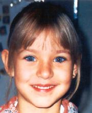 Peggy Knobloch aus Lichtenberg in Bayern (Deutschland) wird vermisst seit: 7. Mai 2001. Das Mädchen verschwand auf dem Heimweg von der Schule. (Bild: Keystone)