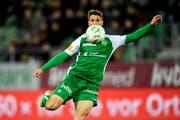 Seine Routine könnte für den FC St.Gallen noch wichtig werden: Milan Vilotic. (Bild: Gian Ehrenzeller/KEY)
