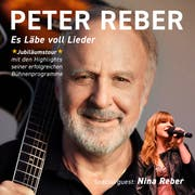 Peter Reber macht im November Halt in St.Gallen. (Bild: PD)