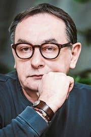 Der 54-jährige Wahlbelgier Eugene Chirovici zweifelte lange daran, ob sein Roman «Das Echo der Wahrheit» wirklich gut ist. (Bild: PD)