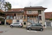 Im Haus der Phoenix-Wohnheime in Müllheim wohnen keine Jugendlichen mehr – sie sind nach Frauenfeld umgezogen. (Bild: Donato Caspari)