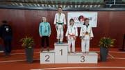 Die Sieger bei den Schülerinnen A: Anouk Guntli. (Bild: PD)
