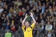 Erhielt als einziger YB-Spieler überhaupt ein Abschiedsspiel: Thomas Häberli. (Bild: Alessandro della Valle/Keystone (Bern, 9. Oktober 2009))