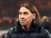 Martin Schmidt ist neuer Trainer des FC Augsburg (Bild: KEYSTONE/EPA/LUKAS BARTH)