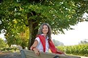 Sie kämpft für die «ewige Normalzeit»: SVP-Nationalrätin Yvette Estermann, fotografiert in Kriens. (Archivbild)