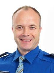 Gustav Planzer wird neuer Stellvertreter des Urner Polizeikommandanten. (Bild: PD)