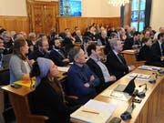 Der Landrat hat eine Änderung der Kantonsverfassung betreffend Wahlsystem des Kantonsparlaments beschlossen. (Bild: Urs Hanhart, Altdorf, 13. Februar 2019)