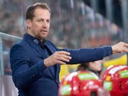 Antti Törmänen will mit dem EHC Biel unbedingt in den Playoff-Final (Bild: KEYSTONE/MARCEL BIERI)