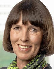 Erika Häusermann, GLP-Stadtparlamentarierin.