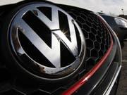 VW-Abgasskandal: Ein Genfer Anwalt fordert von der Bundesanwaltschaft mehr Tempo in der Strafuntersuchung gegen den Autohersteller und die Schweizer Importeurin Amag. (Bild: Keystone/AP/David Zalubowski)