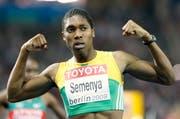 Caster Semenya verliert gegen den Internationalen Sportgerichtshof. (Bild: Anja Niedringhaus/AP)