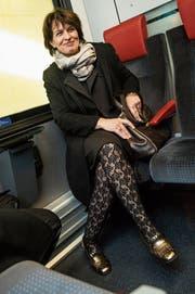 Mobilität sanft liberalisieren war das Ziel von Verkehrsministerin Doris Leuthard. (Bild: Gabriele Putzu/Ti-Press)