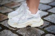 Diese Ugly Sneakers sind für 600 Franken zu haben. (Bild: Getty)
