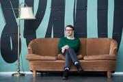 Magdalena Drozd (31): «Ich möchte vor allem langfristige Kollaborationen mit Künstlerinnen und Künstlern aus der Freien Szene von hier aufbauen.» (Bild: Eveline Beerkircher, Kriens, 9. Mai 2019)