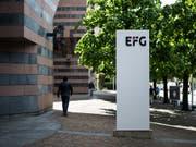 Die brasilianische BTG Pactual prüft die Abspaltung ihres Anteils an EFG International (Archivbild). (Bild: KEYSTONE/TI-PRESS/GABRIELE PUTZU)