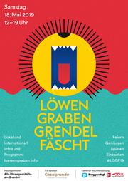 Der Flyer zum Fest (Bild: PD)