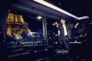 Die Pose gehört zum Geschäft: Lang Lang ist ein begnadeter Pianist und Performer. (Bild: Jean-Baptiste Millot)