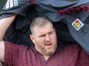 Christian Stucki erleidet in der Saison mit dem Eidgenössischen Fest einen Rückschlag (Bild: KEYSTONE/MARCEL BIERI)