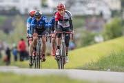 Roger Devitorri lebt auch mit 49 Jahren seine Leidenschaft Radsport. (Bild: Pius Amrein/Luzerner Zeitung, Pfaffnau, 12. Mai 2019)
