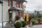 Die Wirtin des Restaurants Traube wurde wegen Rassendiskriminierung verurteilt. (Bild: Ralph Ribi)