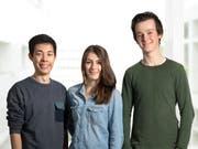Von links: Klemens Iten, Alena Mächler und Nils Jacobi wurden nominiert für den Nationalrat. (Bild: PD)