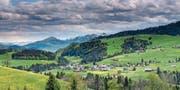 Trotz schöner Landschaft war Appenzell Ausserrhoden in den letzten Jahren kaum Anziehungspunkt für Touristen und Neuzuzüger. (Bild: Luciano Pau)