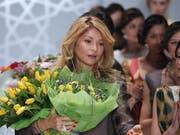 Das Bundesstrafgericht hat ein Ausstandsbegehren der Usbekin Gulnara Karimowa gutgeheissen. (Bild: KEYSTONE/EPA/SERGEI ILNITSKY)