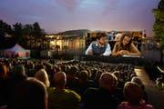 Das Open-Air-Kino Luzern verspricht auch diesen Sommer gute Stimmung. (Bild: PD)