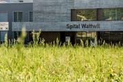 Um das Spital Wattwil und seine Zukunft bleibt es weiterhin nicht ruhig. (Bild: Mareycke Frehner)