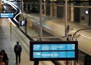 Auch Schweizer Bahnreisende sollen vom Deutschland-Takt profitieren. (Bild: Klaus Martin Höfer/Imago-Images (Berlin, 8. September 201)