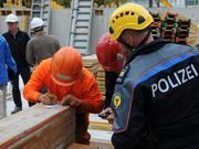 Die Vorgaben waren bei allen kontrollierten Personen erfüllt. (Bild: Kantonspolizei Uri)