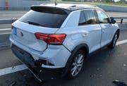 Auch eine Fahrschülerin war am Unfall beteiligt. (Bild: Luzerner Polizei, Rothenburg, 15. Mai 2019)