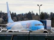 Wegen des Ausfalls der Boeing-Maschinen vom Typ 737 erleidet Tui einen deutlichen Gewinnrückgang. (Bild: KEYSTONE/AP/TED S. WARREN)