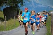 Auch am 13. Jugendberglauf werden sich Kinder und Jugendliche bis Jahrgang 2003 auf dem Haldi messen. (Bild: PD)