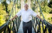 Ruedi Zbinden, Gemeindepräsident von Bussnang. (Bild: Reto Martin)