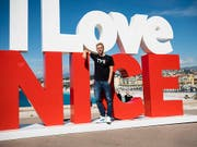 Jérémy Desplanches trainiert in Nizza hart für seine Träume (Bild: KEYSTONE/JEAN-CHRISTOPHE BOTT)