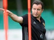Marc Wilmots will mit dem Iran an die WM 2022 (Bild: KEYSTONE/KEYSTONE KEYSTONE/JEAN-CHRISTOPHE BOTT)