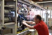 Die gesamte Montage gemäss den Kundenbedürfnissen inklusive Testbetrieb erfolgt vor Ort.