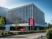 Der Liechtensteiner Hilti-Konzern ist mit seinen Baugeräten gut ins neue Jahr gestartet. (Bild: KEYSTONE/HILTI/ULI REITZ)