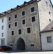 In St.Gallen war Stefan Kopp inhaftiert (Zelle rechts, unterste Reihe) – weg vom Vater, damit keine Absprachen möglich waren. (Bild: Gert Bruderer)