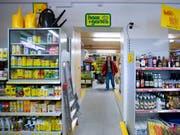 Der Fenaco-Konzern, zu dem u.a. die Landi- oder Volg-Läden gehören, hat ein erfolgreiches Geschäftsjahr hinter sich. (Bild: KEYSTONE/GAETAN BALLY)