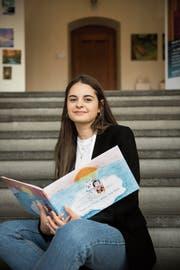 Laura di Manno wurde für ihr Kinderbuch ausgezeichnet. (Bild: Adriana Ortiz Cardozo (15. Mai 2019))