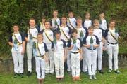 Die Urner Nationalturner überzeugten in Roggliswil. (Bild: PD)