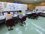 Iranische Techniker arbeiten im Atomkraftwerk Bushehr. Von der Cyber-Attacke durch den Computer-Virus Stuxnet war auch diese Anlage betroffen. (Bild: KEYSTONE/AP International Iran Photo Agency/EBRAHIM NOROUZI)