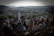 Der Wallfahrtsort Medjugorie in Bosnien-Herzegowina zieht jährlich Millionen von Gläubigen an.