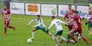 Ende Oktober 2018 gab's für den SC Brühl mit 1:2 eine Heimniederlage gegen den FC Bavois. (Bild: PD - 27. Oktober 2018)