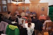 An einer ausserordentlichen Vereinsversammlung beschloss die Pro Juventute Nidwalden die Auflösung des Vereins. (Bild: Richard Greuter, Stans, 15. Mai 2019)